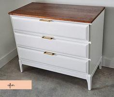 Poppytalk: Before + After | Found Dresser