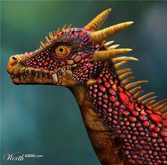 Photoshop Dragon