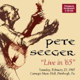 Live in 65 (Audio CD)By Pete Seeger