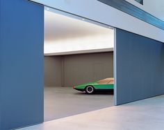Rare Look at Concept Cars by Italian Design Firm Bertone: 1968 Alfa Romeo Carabo