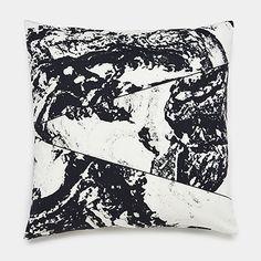 Aerial White Throw Pillows   Unison
