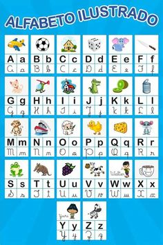 Alphabet Activities, Preschool Activities, Math Subtraction Worksheets, Learn Portuguese, Darwin, Free Printables, Periodic Table, Learning, Neymar