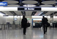 Why Labour's opposition to freedom of movement does not make sense. Ending freedom of movement cannot end white nativist anger and it will only worsen conditions for British workers. Travel Alerts, Border Guard, British Travel, Airport Security, Freedom Of Movement, Asylum, About Uk, Britain, Buen Dia