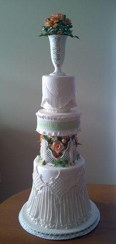 Wedding Cake 2013 competition winner