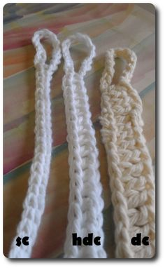 Niccupp Crochet: Pacifier Clip - Tutorial - thinking this could be a badge clip too - gift for colleagues