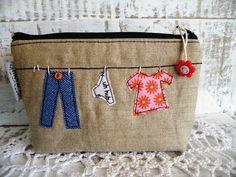 mona w. - little zipper bag