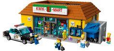 LEGO Simpsons Kwik-E-Mart set