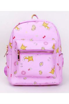 b3c7047eff0c JK Anime Sakura Backpack In Pink