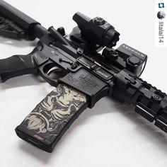 @litalai14 got his PREDATORS set and snapped this awesome pic!  Thank you @litalai14!  LaRue PredatOBR with Leupold LCO and D-Evo. And the Leo Predator Pmag by LEO Armory #lco #devo #predatobr #leupold #larue #blackriflesmatter #dailybadass #reddot #ar15 #wethepeople #weaponsdaily #weaponsfanatics #worldofweapons #223 #556 #2a #2ndamendment #guns #gun #gunporn #gunshow #gunsdaily #tactical #leoarmory