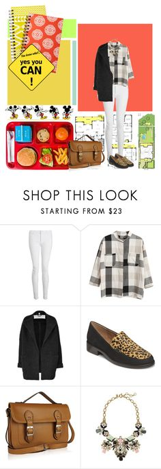 """First day of school."" by scarsandstories ❤ liked on Polyvore featuring Whistles, Chicnova Fashion, Burberry and Aerosoles"