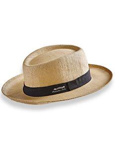 671cb94349e5d Panama Jack® Gambler Hat - Ready for those sunny days ahead