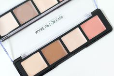 MAKE UP FOR EVER Pro Sculpting Face Palette Review