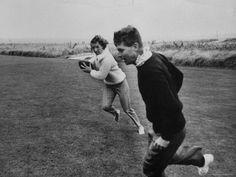 Kennedy's football