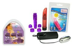 5X Finger Vibe W/4 Pleasure Sleeves Bundle - Adult Toy Sex Kit by Topco. $47.99. Includes a Venla Bullet Egg Vibrator $19.99 Retail Value! This powerful and versatile silver bullet vibrator is a easy choice as a stimulator.. Includes a Waterproof Mini-Mite Vibrator, by PipeDreams -$24.99 Retail Value! Recommended by Dr. Sue Johansen from the Oxygen Network! Incredibly Small & Powerful (Packaged in a poly bulk bag). Includes a Crystal Clear Vibrator Massager $19.99 ...