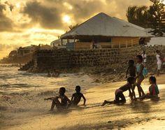 Dakar - Senegal, kids