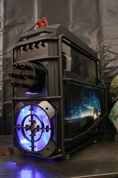 Ultimate Battlefield 3 case mod by Brian Carter