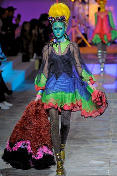 Meadham Kirchhoff Londra - Collections Fall Winter - Shows - Vogue.