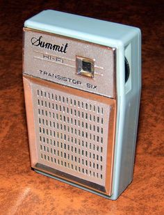 images of 1960s transistor radios | Recent Photos The Commons Getty Collection Galleries World Map App ...