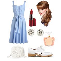 """Old Fashioned"" by mads-s102 on Polyvore"