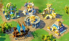 The Wonders in Age of Empires Online #AoEO