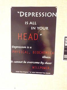 #depression #mental health