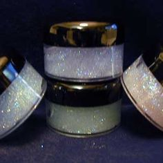 Body glitter comes in many shades and forms. Glitter dust is best for evening wear because it is slightly more subtle and does not get sticky like glitter gel. Glitter Dust, Loose Glitter, Glitter Gel, Glitter Makeup, Glitter Eyeshadow, Eyeshadows, Diy Eyeshadow, Glitter Boots, Homemade Beauty Products