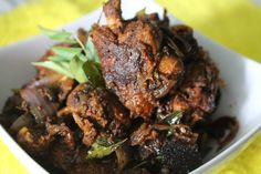 Kerala Chicken Fry |