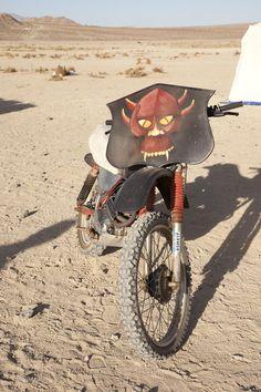 road warrior weekend bike