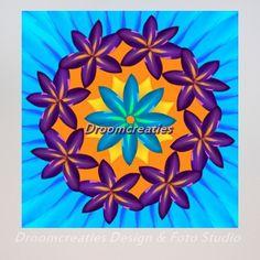 Mandala Springtime Een bloem is kwetsbaarder dan de mens en kent maar een kort bestaan. Het leven van een mens is net zo vergankelijk als dat van een bloem. Wat een bloem zo mooi en …