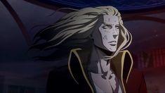 Alucard Castlevania, Castlevania Netflix, Castlevania Lord Of Shadow, Vampire Art, Dark Fantasy Art, Japanese Art, Anime Characters, Manga Anime, Memes