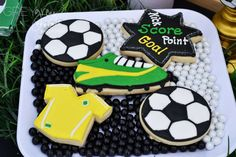 Soccer Birthday Party Ideas | Photo 30 of 42