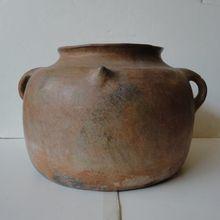 French Antique Terra Cotta Pot