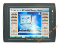 Distributor of Human Machine Inteface HMI, Màn hình cảm ứng HMI Weintek Easyview, man hinh cam ung weintek easyview, màn hình weintek, man hinh weintek. Man-hinh-cam-ung-hmi-weintek-MT8000XH.jpg