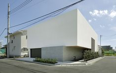 Reinforced Concrete, Garage Doors, Stairs, Mansions, Architecture, House Styles, Outdoor Decor, Home Decor, Arquitetura
