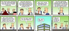 The Dilbert Strip for October 12, 2014