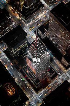 Art Deco Style Skyscraper Chrysler Building New York City #newyork, #NYC, #pinsland, https://apps.facebook.com/yangutu