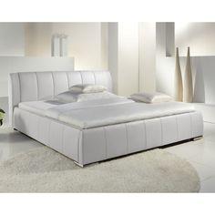 Cikkszám: EWELINA-FH-140 Az EWELINA kárpitozott ágy kiváló minőségű anyagokból készült, ezáltal biztosított, hogy hosszú éveken át gyönyörködhetsz majd pazar megjelenésében. Rendkívül kényelemes, több méretben és színben rendelhető. Dobja fel hálószobáját és teremtsen stílusos és kényelmes környezetet!