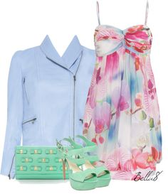 """May Day...Why Not April Day?"" by bella8 on Polyvore"