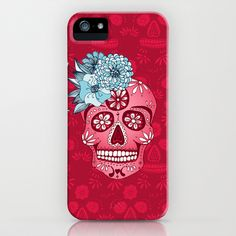 Cotton Sugar iPhone & iPod Case by Anchobee - $35.00