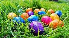 12 způsobů nazdobení velikonočních vajíček
