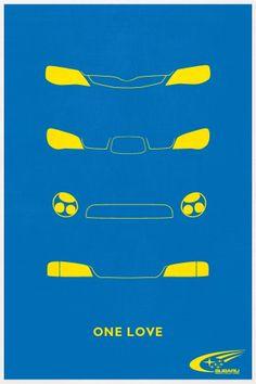 Subaru Impreza Family Root