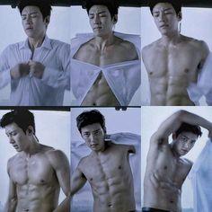 Korean Star, Korean Men, I Love Bts, Man In Love, Ji Chang Wook Abs, Korean Male Actors, Empress Ki, Choi Siwon, Dong Hae