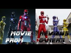 Stephi - Saban's Power Rangers - Movie Reviews from Gamers - Is it worth watching? - YouTube