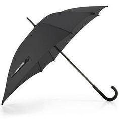 Uni - Unisex - schwarzer Regenschirm Reisenthel