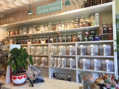 Field Trip to the Soap Dispensary! Zero Waste Grocery Store, Bulk Store, Diy Computer Desk, Soap Shop, Homemade Cleaning Products, Shop Layout, Shop Interiors, Cabin Homes, Sustainable Living
