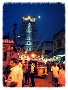 Duality - Govinda Raaj Temple, Tirupathi