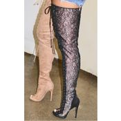 ZigiNy Piarry Thigh High Boots | Shoes | Pinterest | High boots ...