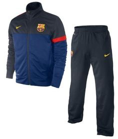 a47b69a35 Barcelona Boys Purple Warm Up Tracksuit 2012 13 by Nike.  91.22. The  Barcelona