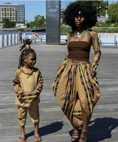 - Missing the sun while I'm at work, but we got major waves tomorrow. African Wear, African Dress, African Style, Ethnic Fashion, African Fashion, African Fabric, African Prints, Black Pride, Culottes