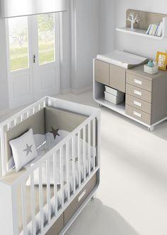 Cuna Aire. Armonía y brisa para tu bebe.